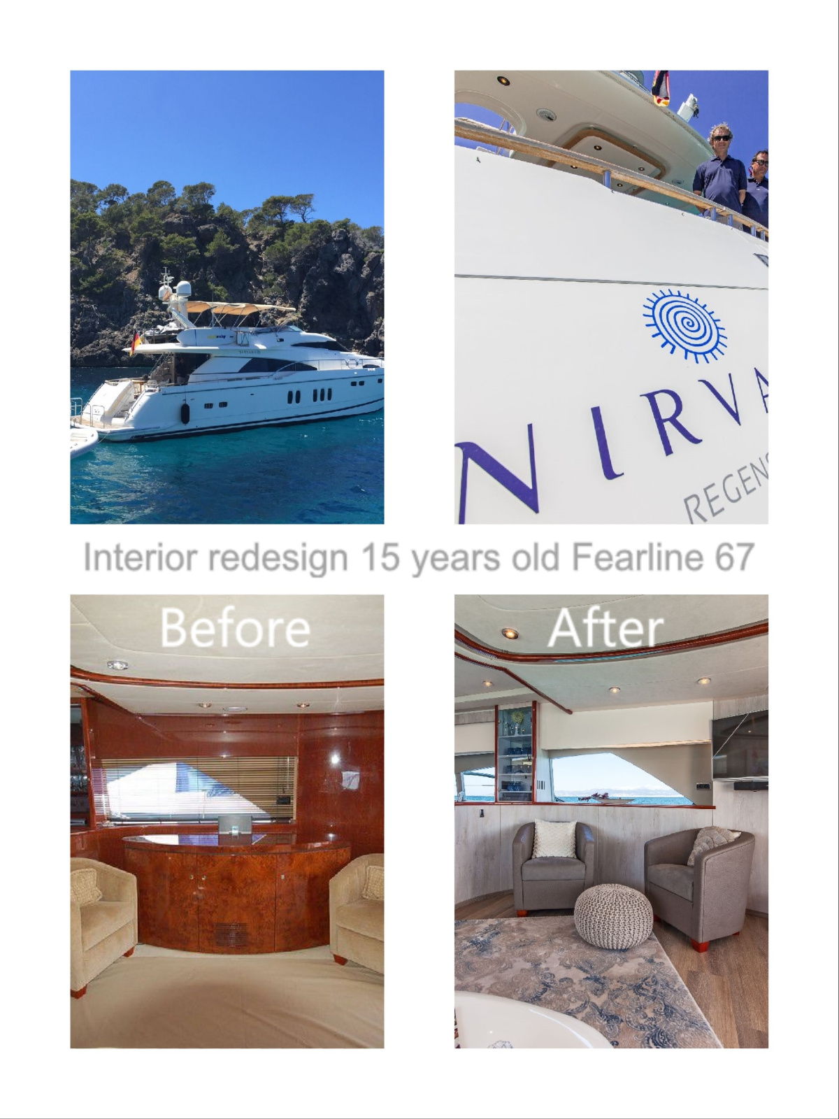 Interior redesign for Interior redesign