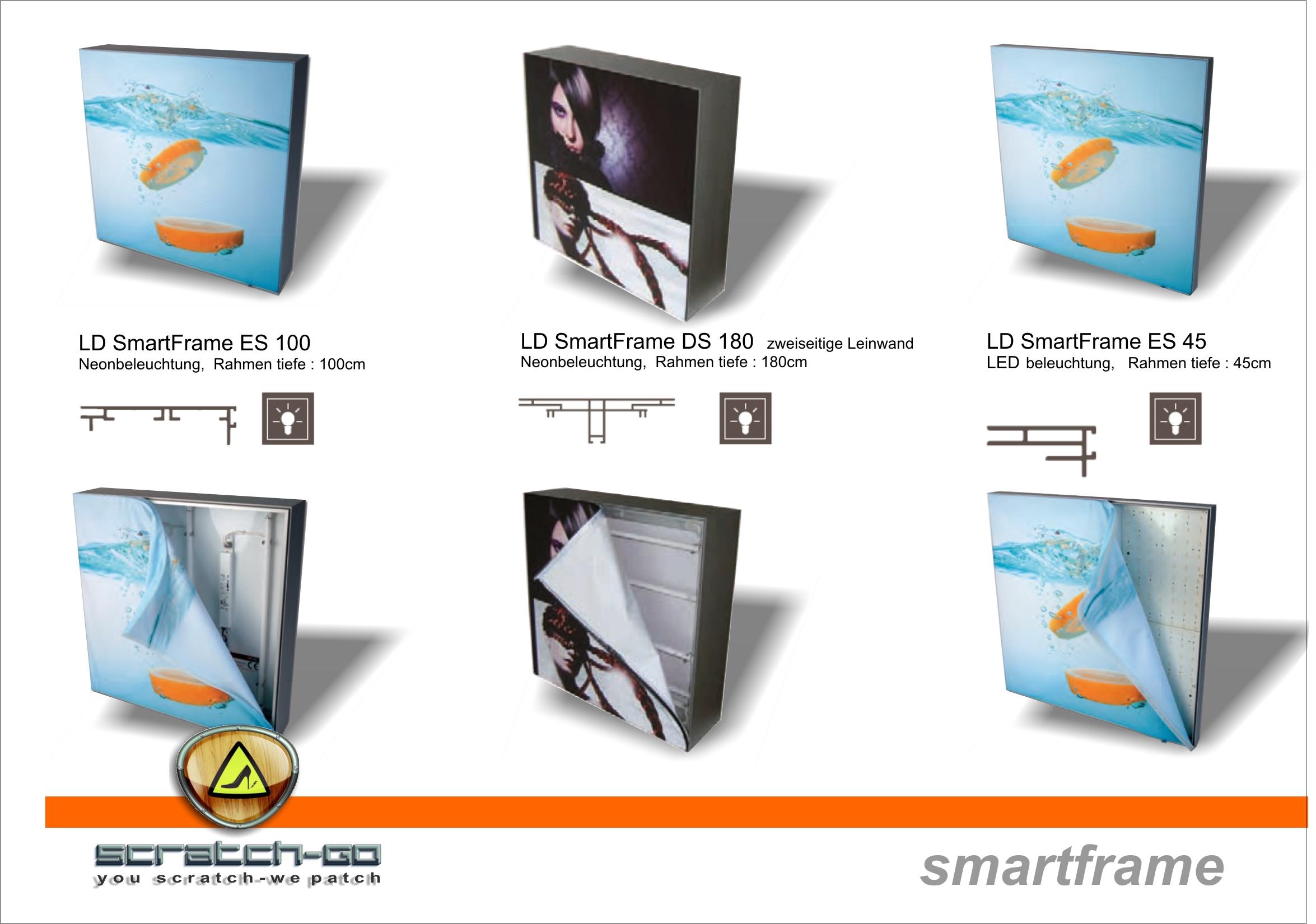 Decoration smartframe 01 small
